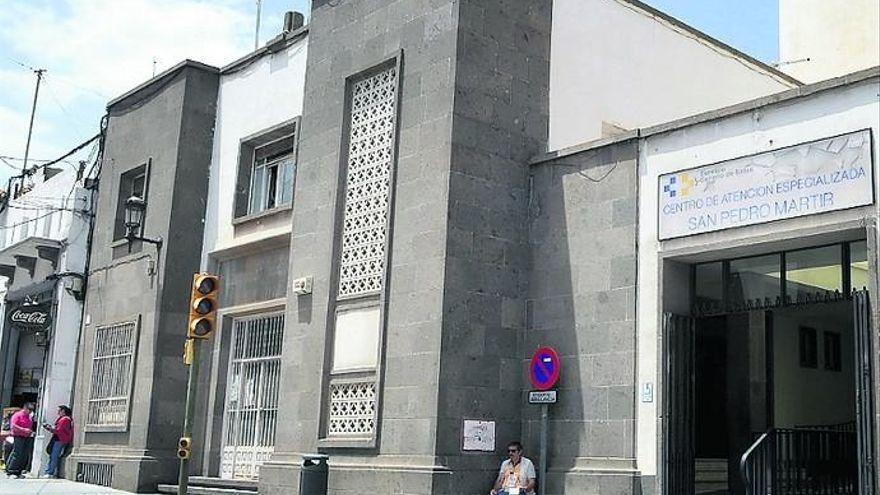 NUEVO PUNTO DE TOMA DE MUESTRAS PARA LA COVID-19 EN TELDE
