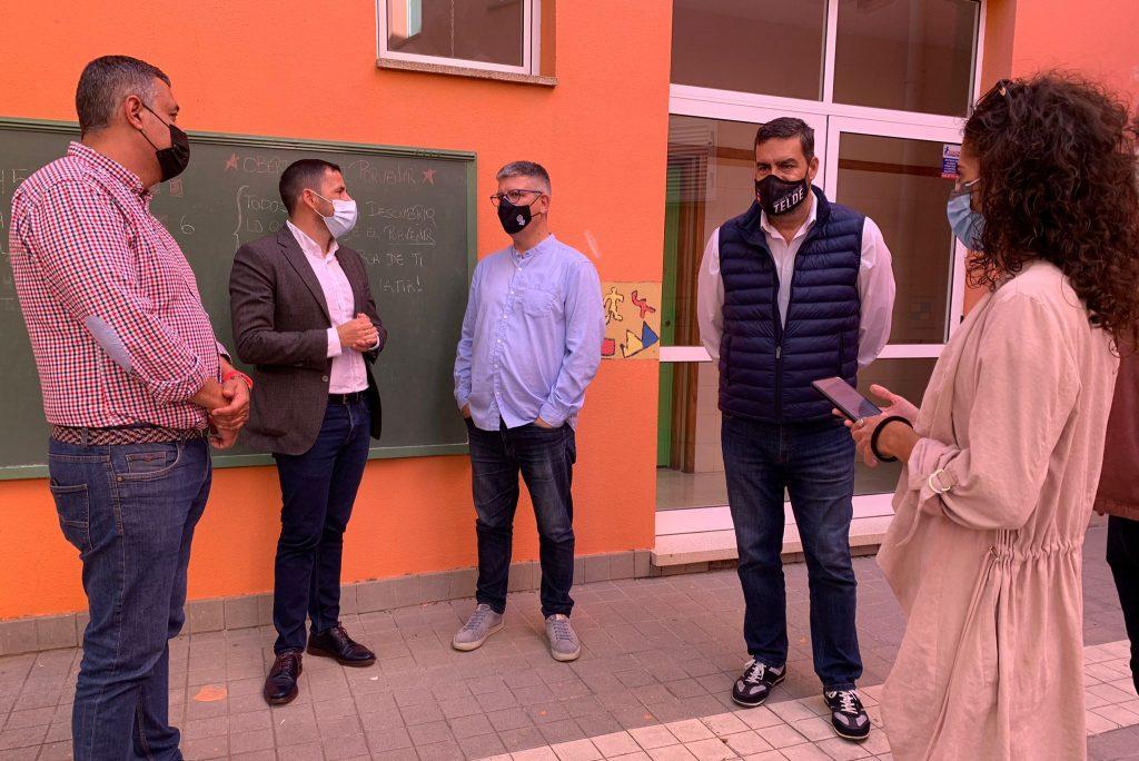BARRIOS ORQUESTADOS SIGUE 'MARCANDO EL RITMO' DEL PROCESO DE CONSTRUCCIÓN DE COMUNIDAD EN JINÁMAR
