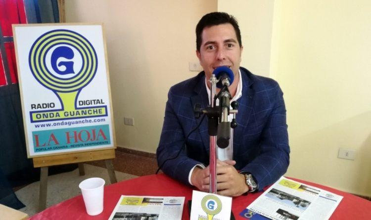 """ALEJANDRO RAMOS (PSOE): """"DOS AÑOS SIN GESTIÓN EN TELDE"""""""